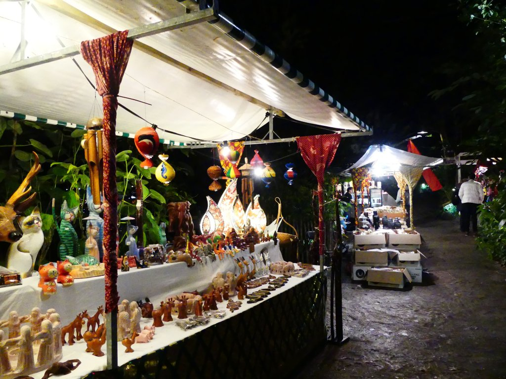 Pasar Malam Burgers Zoo