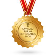 Award Netherlands Blog
