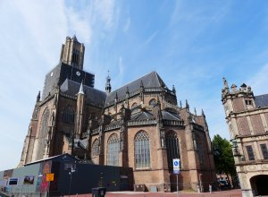 Visit the Eusebius Church in Arnhem
