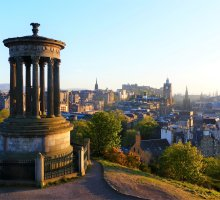 Travelblog Edinburgh