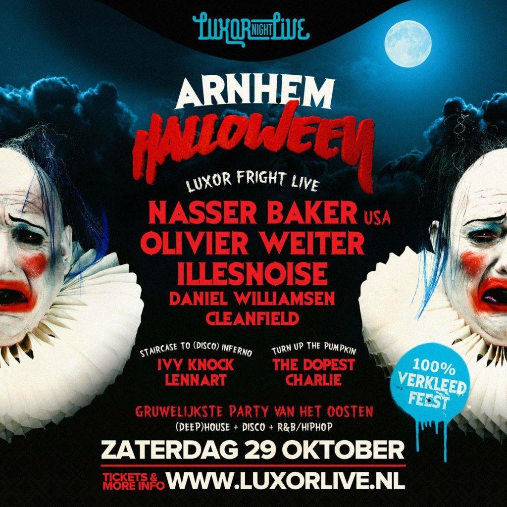 Arnhem-Halloween