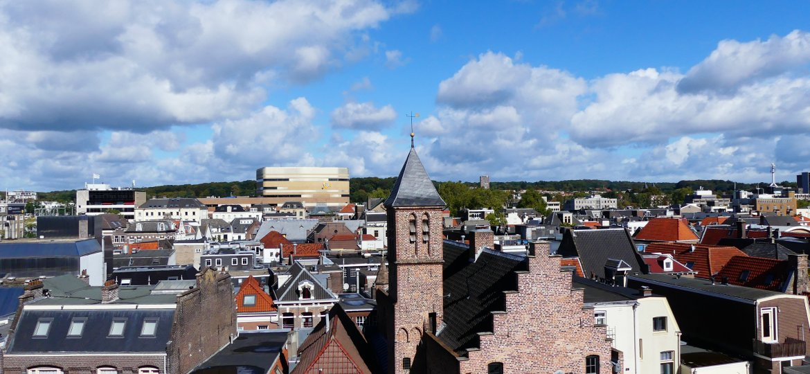 Guided City Tour Arnhem