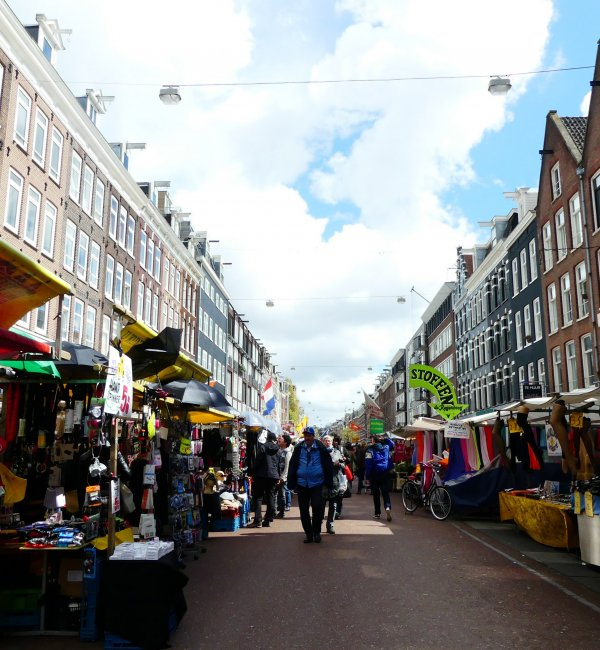 Albert Cuyp Markt Amsterdam