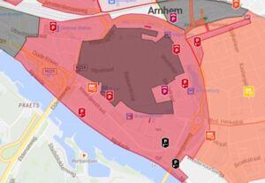 Parkeren in Arnhem