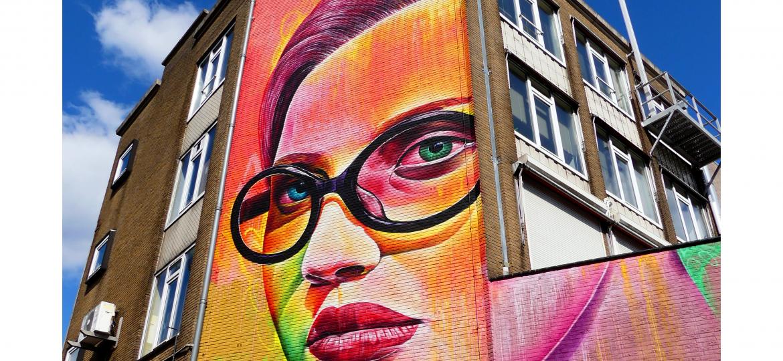 Street Art Route Arnhem door ArnhemLife.nl