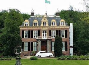 Audrey Hepburn Footsteps in Arnhem Huis Zypendaal