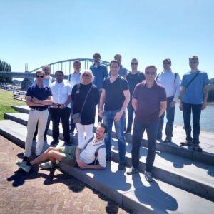 Slag om Arnhem stadswandeling