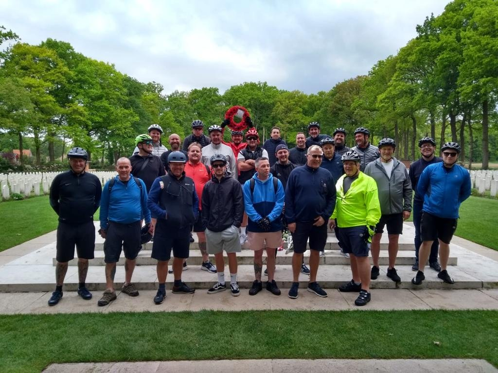 Battle of Arnhem Bike Tour