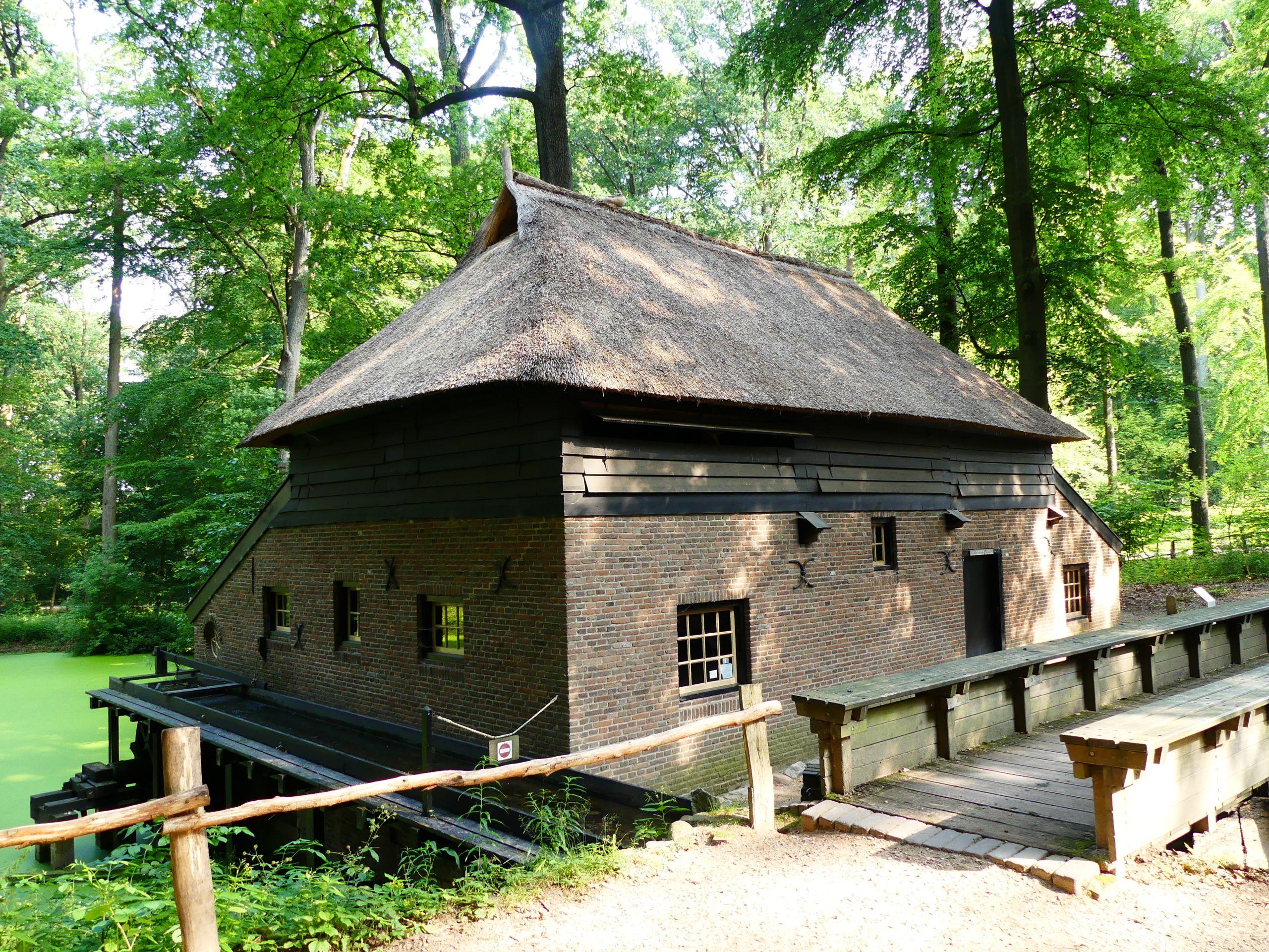 Mill in Holland, Arnhem