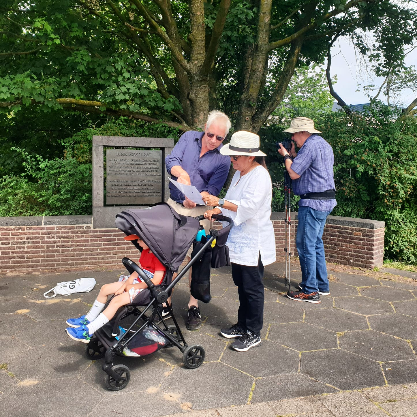 Battle of Arnhem city walk