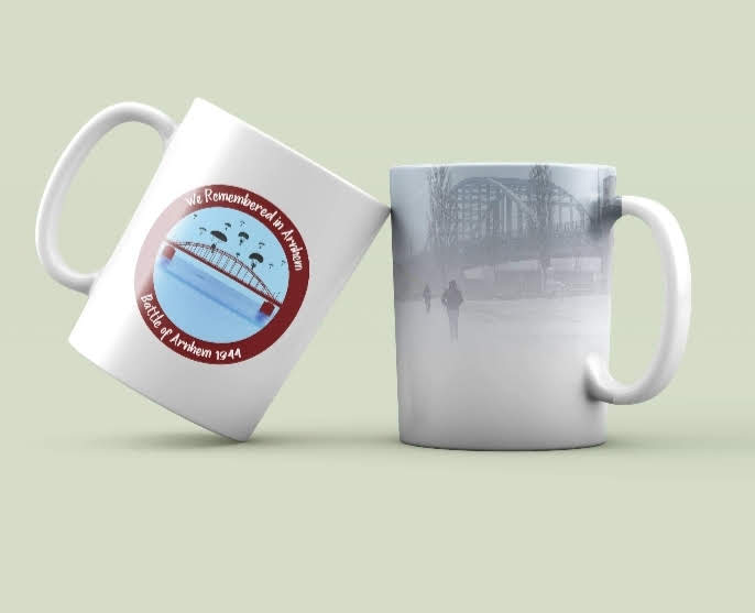 Battle of Arnhem mug