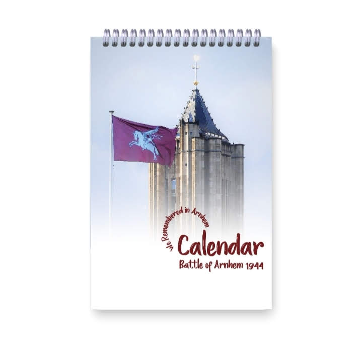 Battle of Arnhem calendar