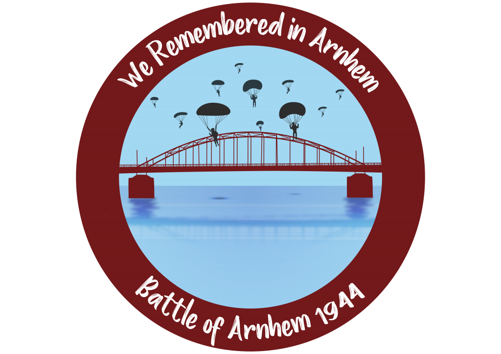 Battle of Arnhem sticker