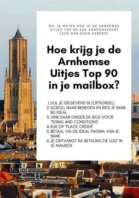 Koop nu de Arnhemse Uitjes Top 90