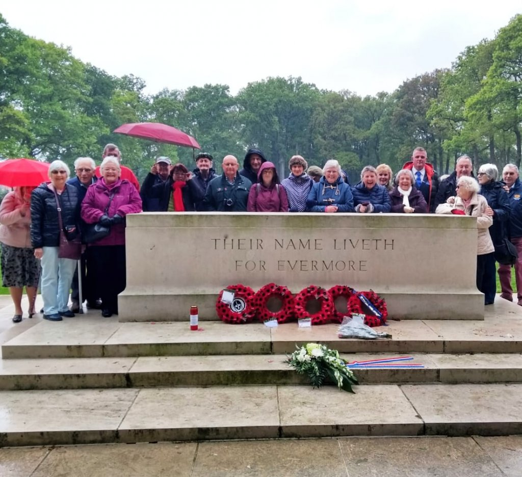 Battlefield tour Arnhem