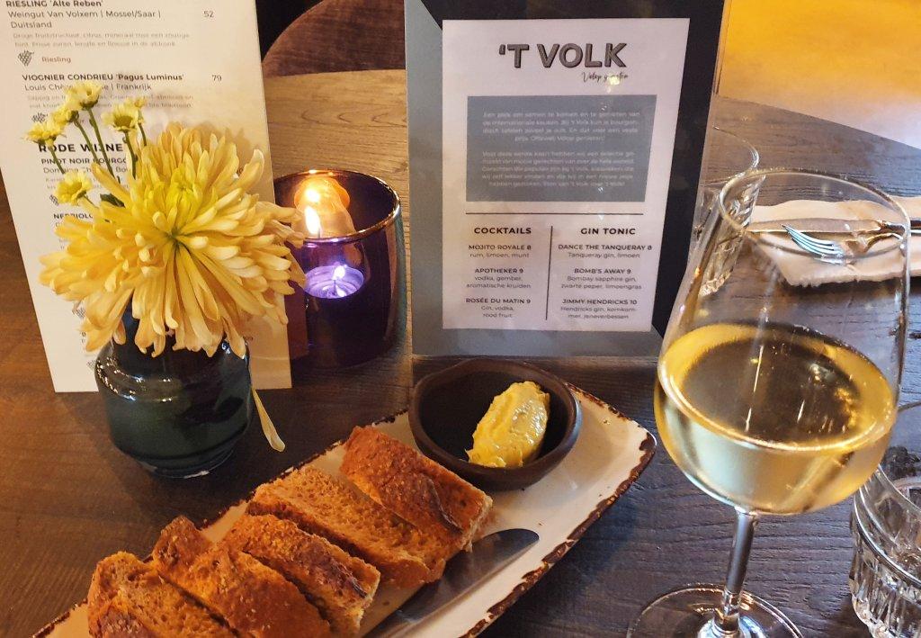 Lekker eten in Arnhem bij 't Volk