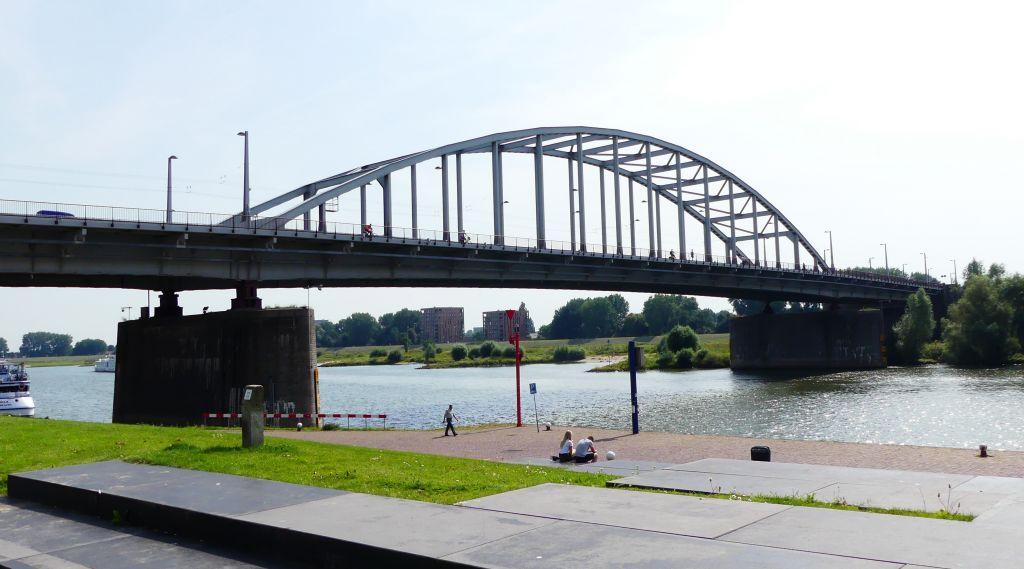 Corona proof lunchen in Arnhem