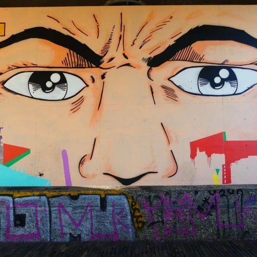 Street Art Wandelroute Arnhem