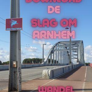 Download Slag om Arnhem stadswandeling 2021