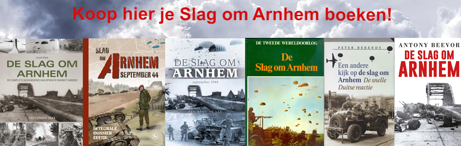 Slag om Arnhem boeken